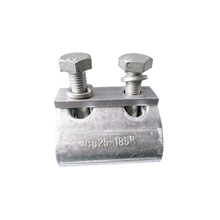 CAPG-B3 Adjustable Copper Aluminium Bolts Type Bimetallic Parallel Groove PG Clamp