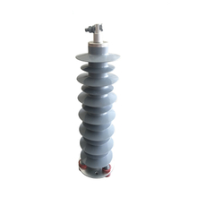 Factory Direct Low Price 48KV High Voltage Metal Gapless Arrester