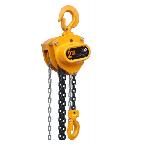 HS-CB Type Chain Hoist