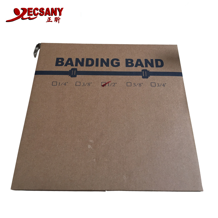 SS304 Stainless Steel Strapping Band