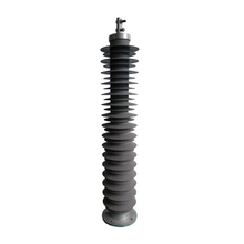 High Voltage 110KV Gapless Metal Polymer Lightning Arrester